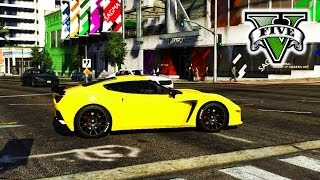 GTA 5 Bond Car (Spy Car)  Live Stream - GTA V Custom Cars - Grand Theft Auto 5 Online
