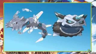 Pokémon Mega Glalie E Mega Steelix