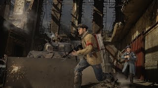Call of Duty: WWII - The Resistance DLC 1 Trailer