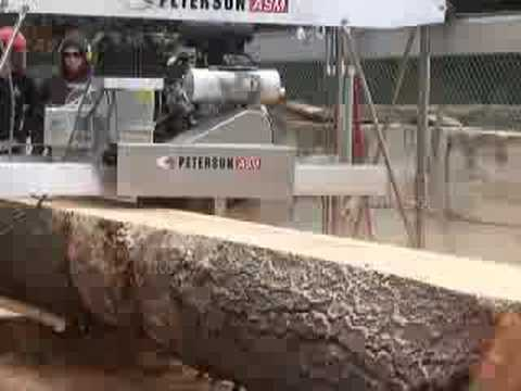Sawmill Board Remover - Peterson Portable Sawmills ASM