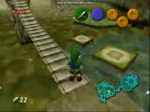 Legend of Zelda, The - Ocarina of Time - The Legend of Zelda: Ocarina of Time on Vizzed (Part One) - User video