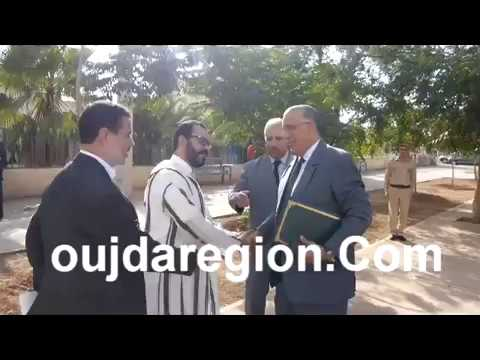 فيديو وصور..الوالي الجامعي في حوار مباشر مع ساكنة النعيمة ومستفركي