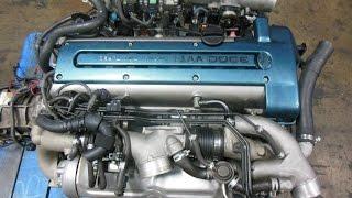 Двигатель Toyota JZ Лучший 1JZ-GE, 1JZ-GTE, 1JZ-FSE, 2JZ-GE, 2JZ-GTE, 2JZ-FSE. MegaRetr