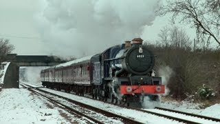 Great Central Railway Winter Steam Gala 2013