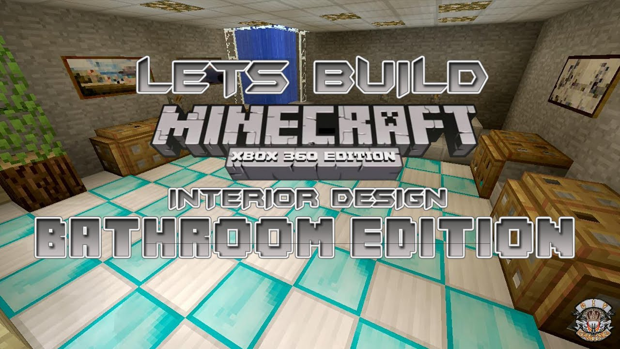 lets build minecraft xbox 360 edition interior design