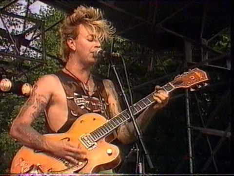 The Stray Cats live in Helsinki 1989 (Full Gig)