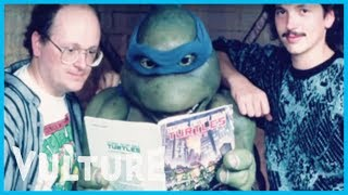 The Secret History of the Teenage Mutant Ninja Turtles