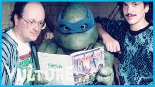 The Secret History of the Teenage Mutant Ninja Turtles