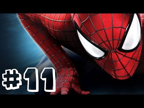The Amazing Spider-Man 2 Gameplay Walkthrough - Part 11 - Black Cat Boss Fight (2014 Video Game)