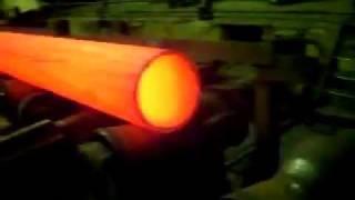 Quy trình sản xuất thép ống