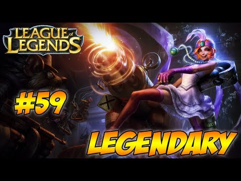 League Of Legends - Gameplay - Jinx Guide (Jinx Gameplay) - LegendOfGamer