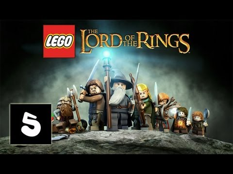 LEGO: The Lord of the Rings - Part 5 (Gameplay, Walkthrough)