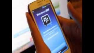 Tutorial Tentang Bagaimana Cara Instalasi BBM (Blackberry