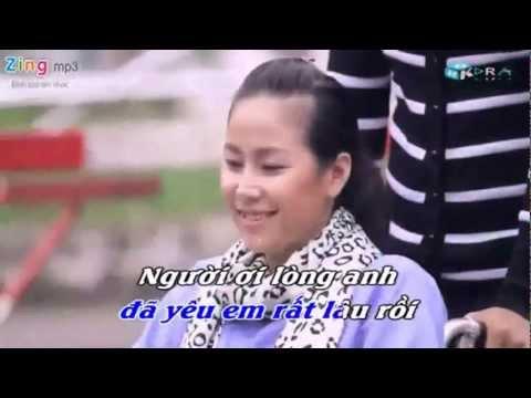Trái tim anh thuộc về em [KARAOKE] BEAT chuẩn - Khánh Trung