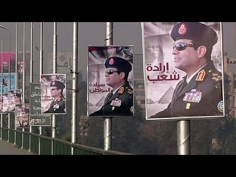 Egypt: al-Sisi presidential bid prompts joy and concern