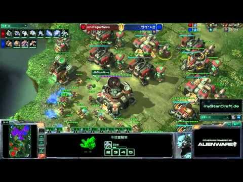 G20/2012 - SuperNova vs. Seal - KSL: oGs vs. NSH (8/10)
