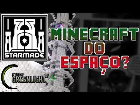Starmade - Minecraft do Espaço?