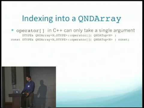Image from QNDArray: A Numpy Clone for C++/Qt