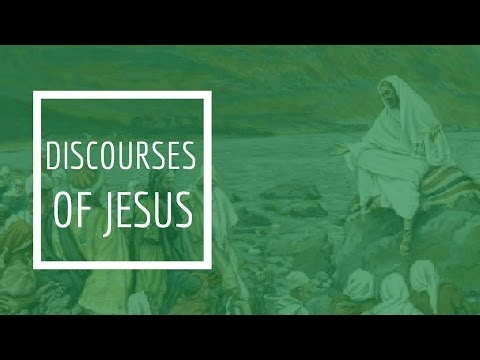 (23) Discourses of Jesus - The Feast of Tabernacles