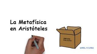 La Metafísica en Aristóteles