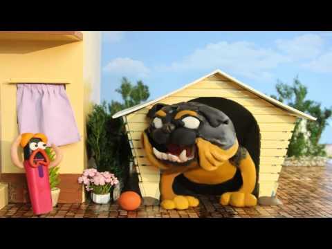 Season 1-Tập phim:Chú chó vui vẻ