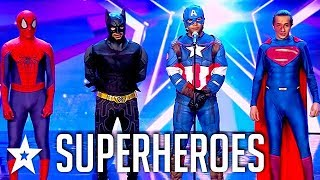 NATIONAL SUPERHERO DAY | Got Talent Global