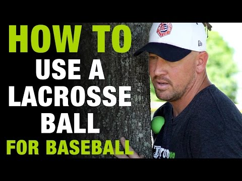 How to use a Lacrosse Ball to