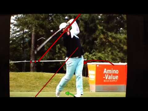 Shanshan Feng Swing analysis