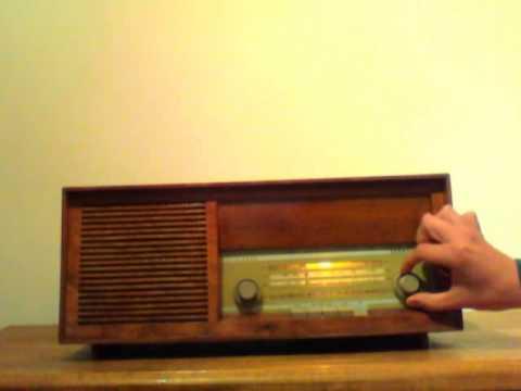 Antigua radio SABA LINDAU 12