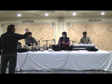 usatad surinder khan new punjabi ghazal sharaab in USA