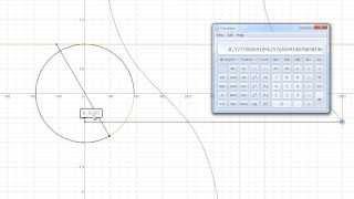 Računanje kota za  kotangens