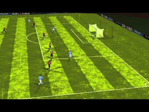 FIFA 14 Android - Manchester City VS West Brom