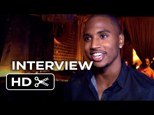 Baggage Claim Interview - Trey Songz (2013) - Romantic Comedy Movie HD