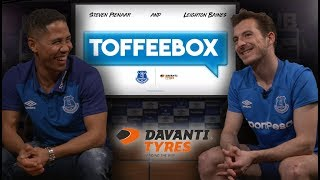 TOFFEEBOX WITH BAINES & PIENAAR! | DUO REUNITE TO WATCH BACK CAREER CLIPS