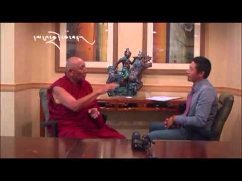 (Tibetan public talk mtkdusa2011) Interview with Geshe Jampa Losel Part 11