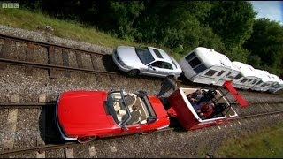 Top Gear: Used Cars as Trains