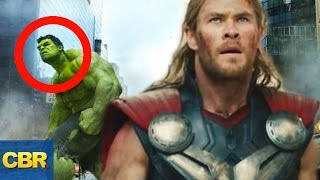 10 Superheroes Who Are Actually STRONGER Than Thor