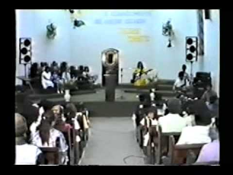 3º Culto das Crianças (03/10) - O Brasil Para Cristo - 13/04/1990