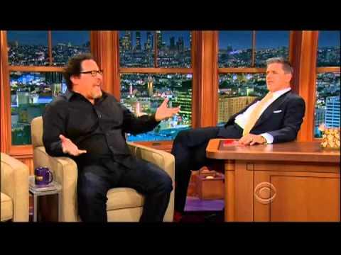 Craig Ferguson 5/23/14D Late Late Show Jon Favreau XD