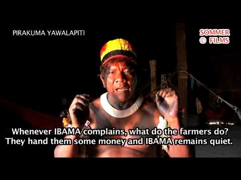 PIRAKUMA YAWALAPITI_money, greed, carbon trading, dams, FUNAI, IBAMA