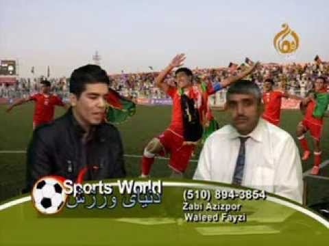 Iman TV Sports World   FIFA World Cup 2014 Interview with Waleed Fayzi
