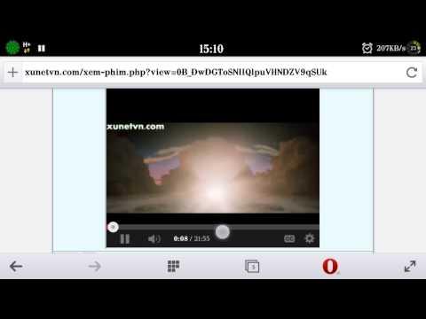 Hướng dẫn tải phim cho điện thoại trên xunetvn.com