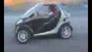Suzuki Hyabusa Engine In A Smart Car