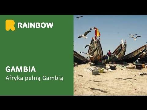 Gambia - Afryka pełną Gambią :)