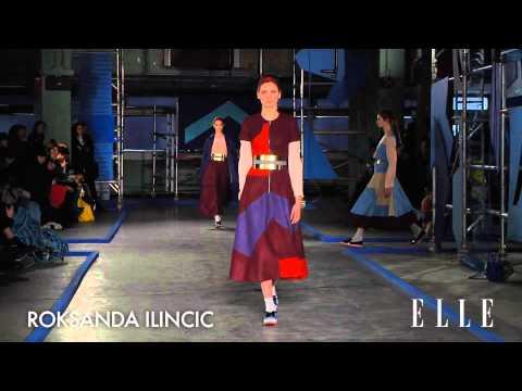 ROKSANDA ILINCIC FW 2014-15 collection