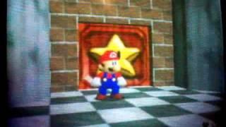 Super Mario 64 Truco Atajo Mundo Final Con 30 Estrellas