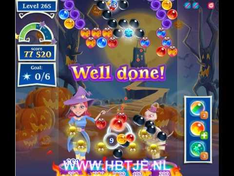 Bubble Witch Saga 2 level 265