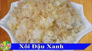 Nấu Xôi Đậu Xanh Bằng Nồi Cơm Điện Cực Dễ Và Nhanh | Hồn Việt Food