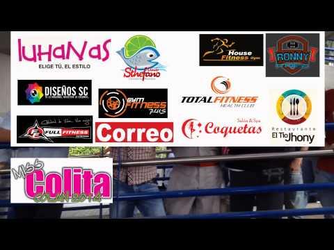 Miss Colita Colan 2014 | La Final