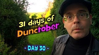 DAY 30, 31 Days Of Dunctober Video Lesons, Speak English With Misterduncan